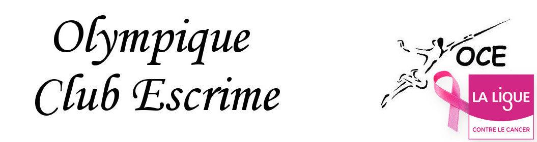 O.C.E. Olympique Club Escrime de Marignane et des Pennes Mirabeau.